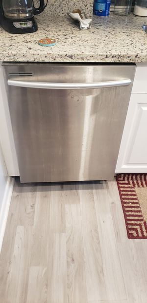 Samsung stainless steel dishwasher $250 OBO for Sale in Margate, FL
