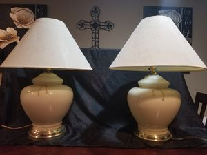 2 Lamps for Sale in Henderson, NV