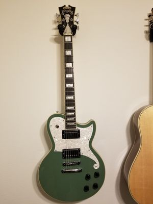 D'angelico Atlantic premier electric guitar for Sale in Houston, TX