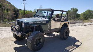 2000 Jeep Wrangler Tj Built Crawler for Sale in Hemet, CA
