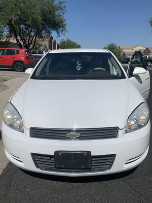 2007 Chevy impala for Sale in Tolleson, AZ