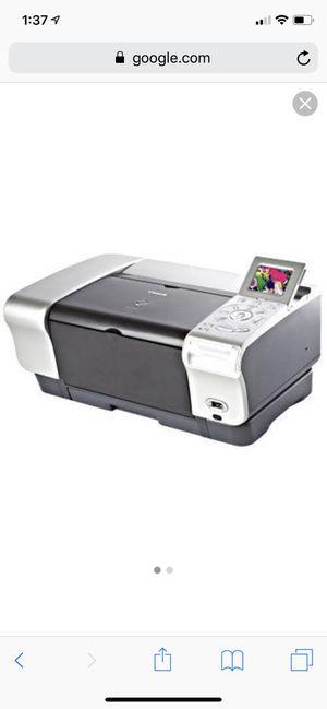 Canon photo printer for Sale in Chicago, IL