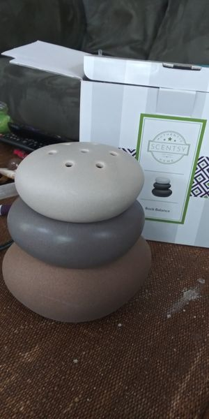Rock Balance Scentsy Warmer for Sale in Gulfport, FL