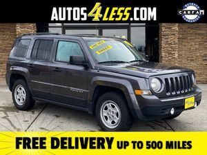 2016 Jeep Patriot for Sale in Puyallup, WA