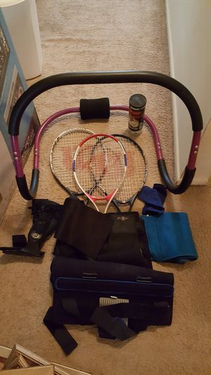 Workout equipment and sport braces for Sale in Roanoke, VA