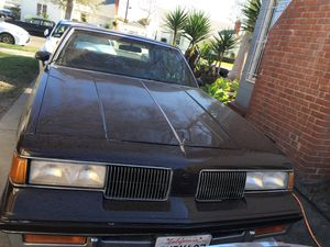 1985 Oldsmobile Cutlass for Sale in Los Angeles, CA
