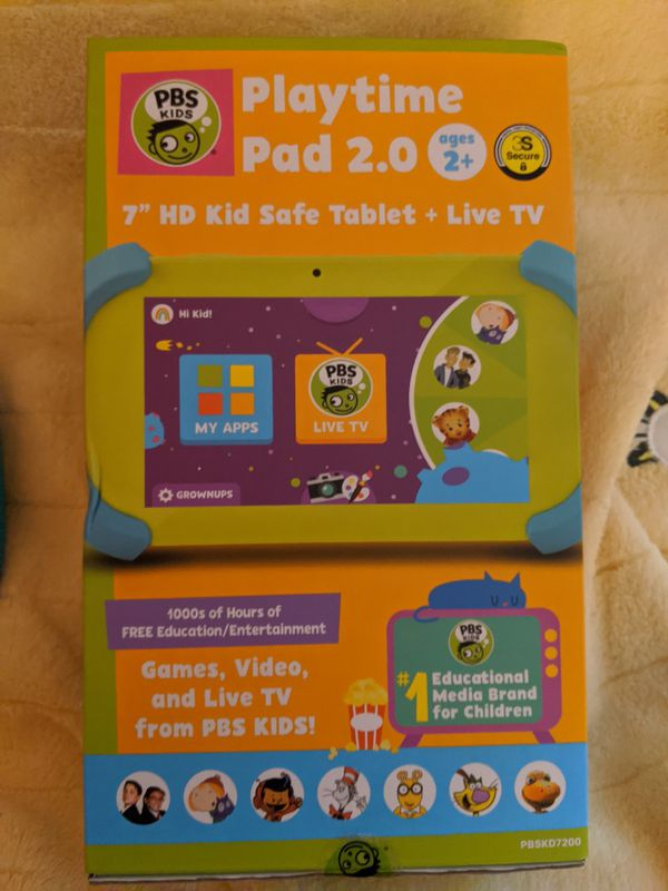 Kids tablet