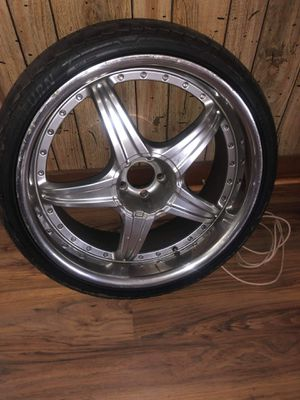 22's inch rims for Sale in Dothan, AL
