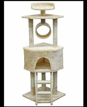 Homessity light weight cat tree for Sale in Buffalo Grove, IL