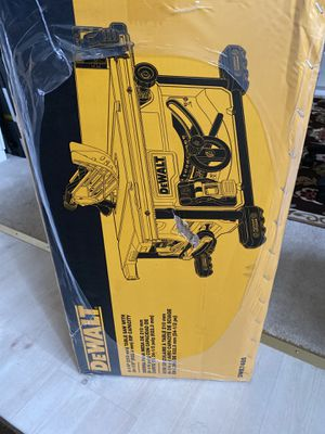 DeWalt 8 1/4 inch Table Saw Rip Capacity for Sale in Montpelier, MD