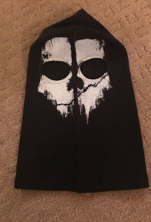 Halloween Costume - Black Ops Facemask. New. One size fits all. for Sale in Portland, OR