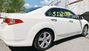 🍁✮$1200 Selling my 2011 Acura TSX.🍁 for Sale in Worcester, MA