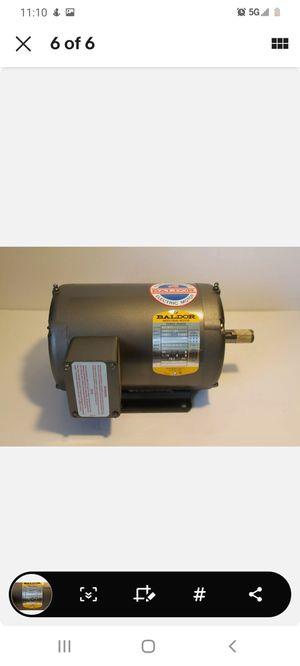 BALDOR M3157T 2 HP 230/460 volts 60HZ RPM 1725 FRAME 145T OPSB ELECTRIC MOTOR for Sale in Grand Terrace, CA