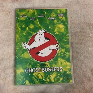 Ghostbusters Movie Dvd Cd for Sale in Long Beach, CA