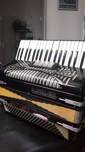 ACCORDION MADE IN ITALY for Sale in Springfield, VA