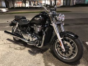 Triumph Thunderbird Commander 2014 for Sale in Houston, TX