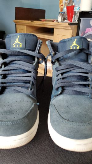 Jordan 1 retro mid armory navy for Sale in Sudley Springs, VA