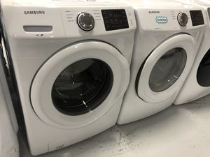 Washer and Dryer Electric Stackable BRAND NEW 👉 Select Appliance for Sale in Tempe, AZ