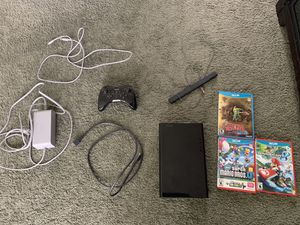 Nintendo Wii U and games for Sale in HOFFMAN EST, IL