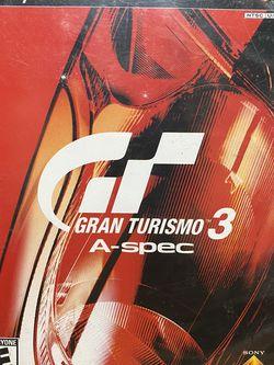 """GRAN TOURISMO 3 A-Spec """"Not For Sale"""" for Sale in Pleasanton,  CA"""