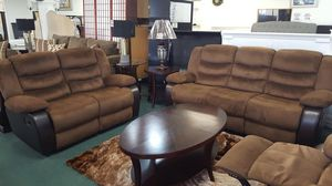 Brand New 3pc. Sofa and Love Seat and Chair for Sale in Austin, TX