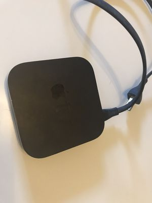 Apple TV 3rd generation no remote. Works no issues for Sale in Bellflower, CA