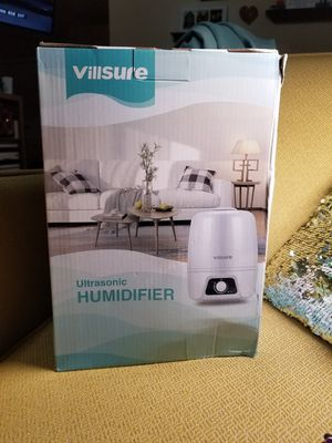 VillSure Cool Mist Humidifier for Sale in Rossville, GA