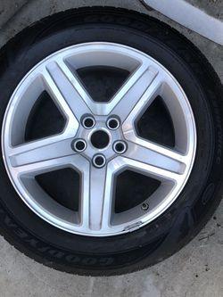 Oem Dodge Magnum rims and tires for Sale in Pomona,  CA