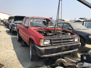 1986 Mazda B-Series Part Out for Sale in Stockton, CA