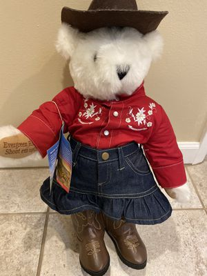 Custom Vermont Teddy Bear for Sale in Portland, OR