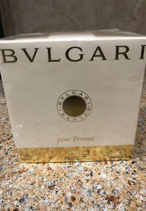 Bvlgari Eau de parfum pour femme- 100ml, 3.4 oz for Sale in Winter Garden, FL