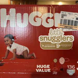 Huggies Diapers Size 3 for Sale in Norwalk, CA