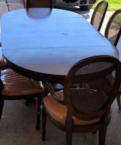 Dining Table 8 Chairs for Sale in Houston,  TX