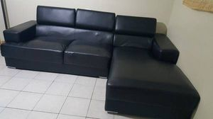 Leather sectional sofa for Sale in New York, NY