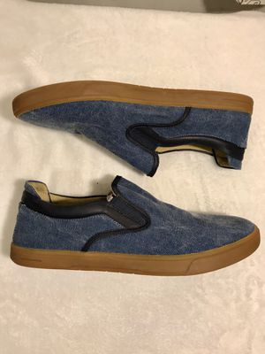 Men's distressed denim cork slip on UGG shoes for Sale in Apopka, FL