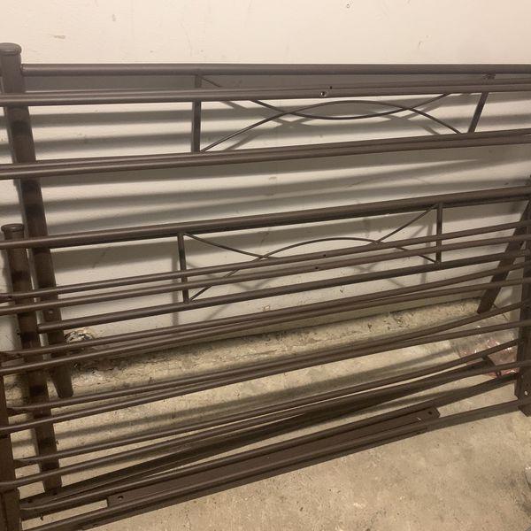 Iron Bed Frame | Read Description