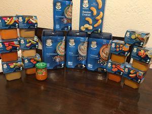 Baby food bundle for Sale in Santee, CA