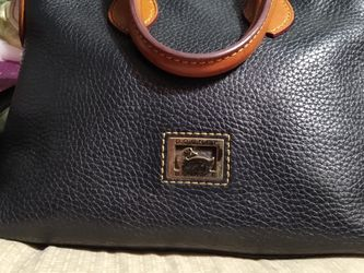 Black Leather Dooney And Bourke Handbag for Sale in Lynnwood,  WA