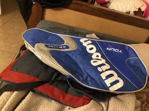 Tennis rockets and bag for Sale in Phoenix, AZ