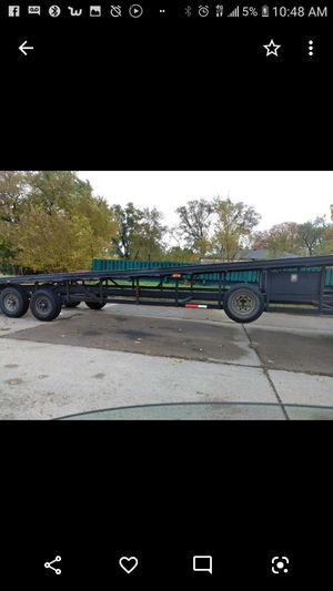 2007 Take 3 car hauler for Sale in Detroit, MI