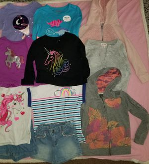 5T kids clothing lot 16 pieces for Sale in Los Angeles, CA