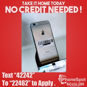 iPhone 6 32gb TracFone (No Touch ID) for Sale in Winter Haven, FL