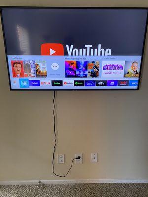 50 Inch Samsung 4K UHD Smart TV for Sale in Dallas, TX