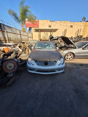 Parting out Mercedes-Benz for Sale in San Pedro, CA