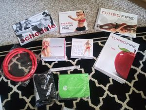 Turbo Fire Intense Cardio Conditioning Kit for Sale in Appleton, WI