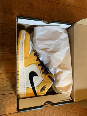 Jordan 1 mid se size 6.5. 100% Authentic or money back for Sale in Hyattsville, MD