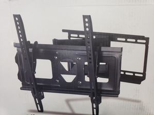 Full motion tv wall mount 22 to 60 inch for Sale in Plano, TX