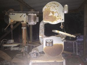 Band Saw with Drill Press for Sale in High Springs, FL