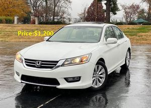 2013 Honda Accord EX-L for Sale in Columbus, OH