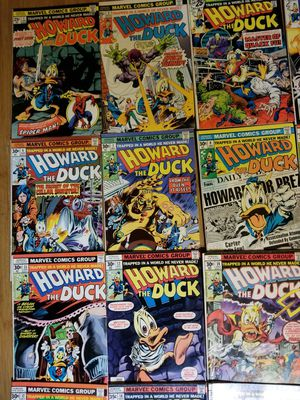 Howard the duck comics 1 -31 MISSING!!#13, #26 for Sale in Sierra Madre, CA